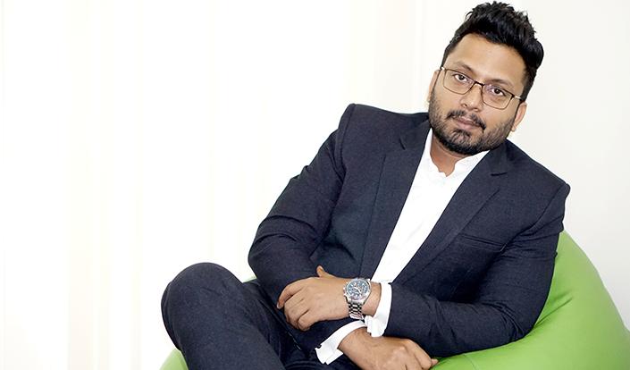 Amit Chowdhury at Axilweb