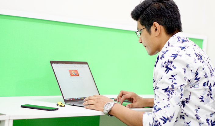 Syed Tahmim Islam working at Axilweb